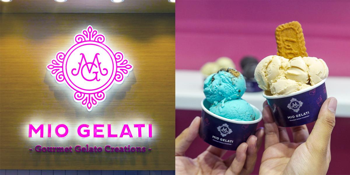 Exclusive: Buy 1 Get 1 Small Cup Premium Gelato at Mio Gelati