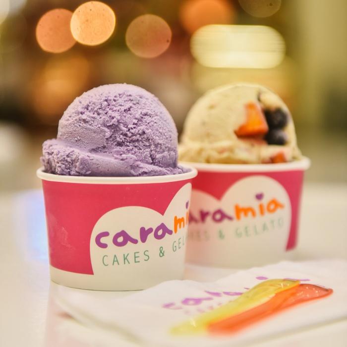 ice cream, ice cream recipes, cara mia, gelato, dessert shops in metro manila