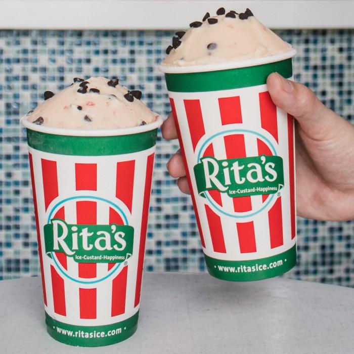 rita's italian ice, dessert spots in metro manila, ice cream