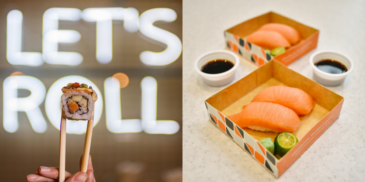 Exclusive: Buy 1 Get 1 Nigiris at Sushi Nori!