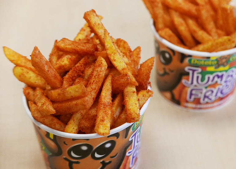 Celebrate Potato Corner National Fries Day with A BIG Discount!