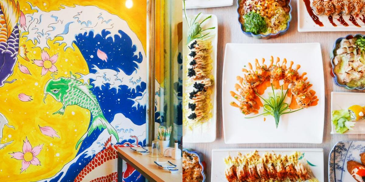 oomori japanese cuisine restaurant banawe quezon city discount sushi maki