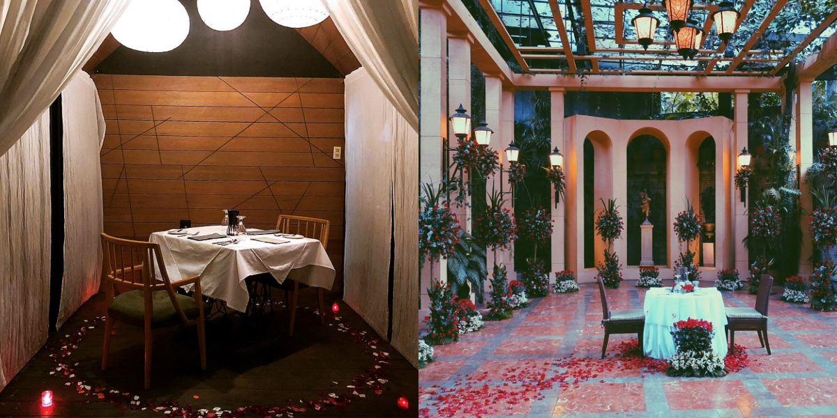12 Restaurants In Manila For Your Picture Perfect Proposal Booky