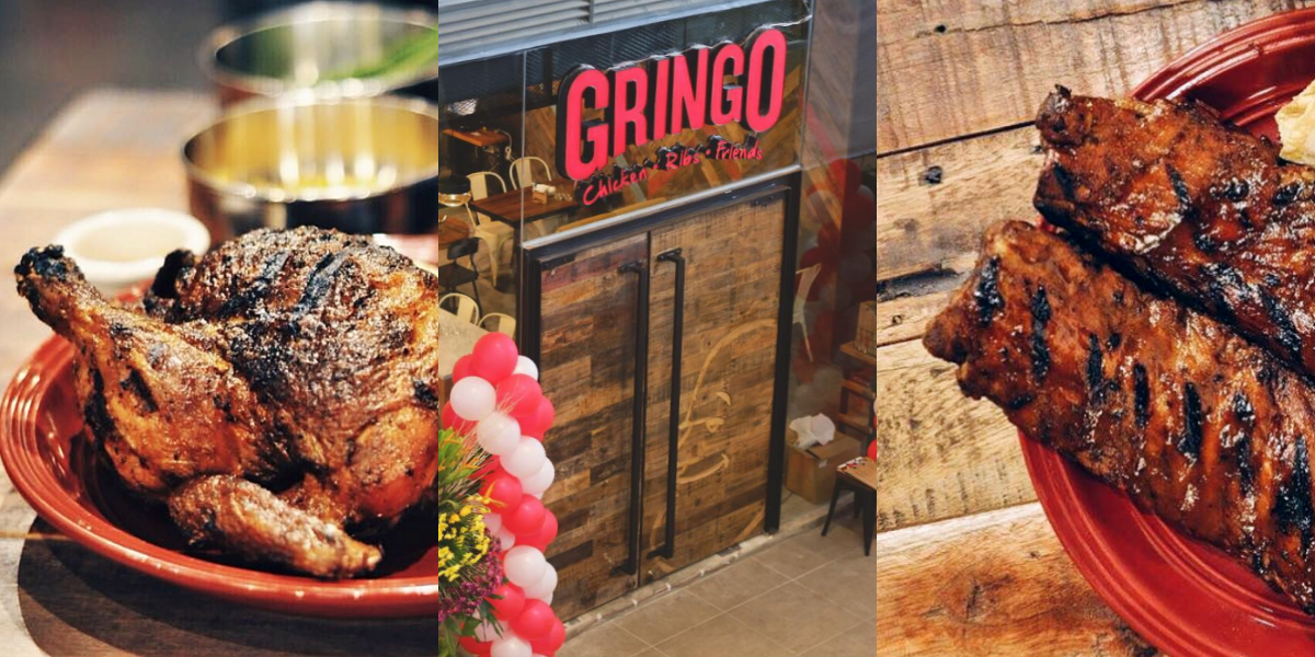 Gringo, the best not-so-secret chicken and ribs joint in BGC