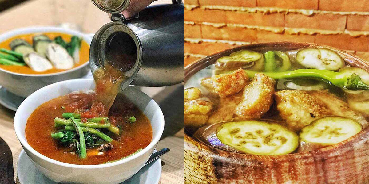 12 Must-Try Unique Sinigang Dishes in the Philippines