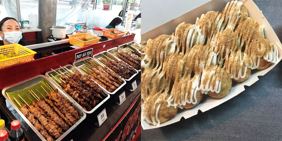 Announcing the New Schedule for Banchetto Centris, a QC Weekday Food Bazaar