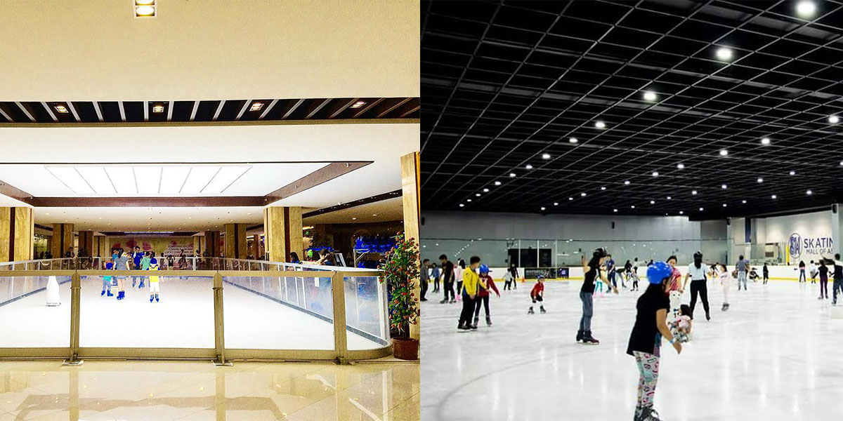 The Most Loved Ice Skating Rinks in Metro Manila