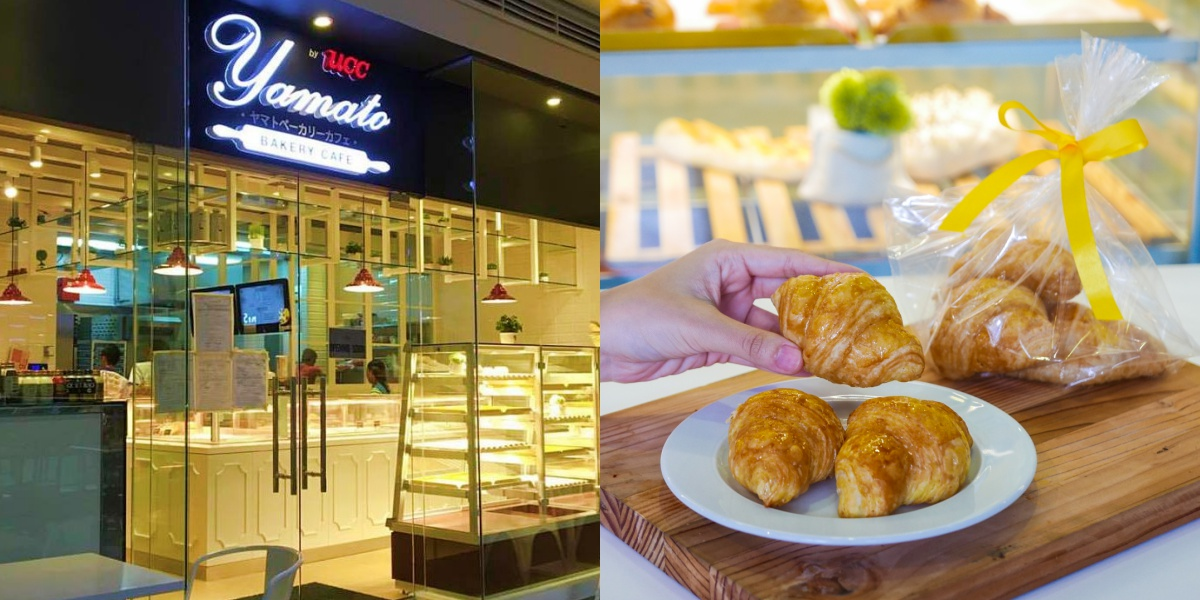 yamato bakery cafe japanese pastries french mini maple croissant dessert sweets breakfast metro manila