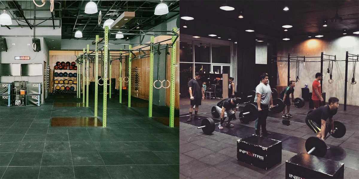 Top 10 Most Loved CrossFit Gyms in Metro Manila