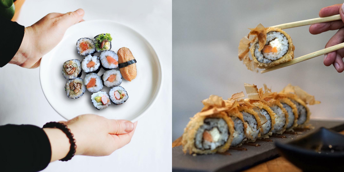 Most Searched Sushi Restaurants in Manila