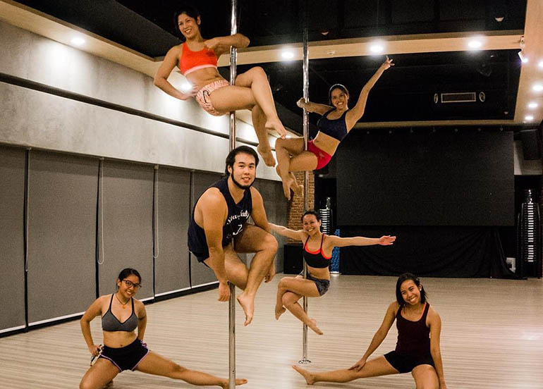 9 of the Most Loved Pole Dancing Studios in Metro Manila ...