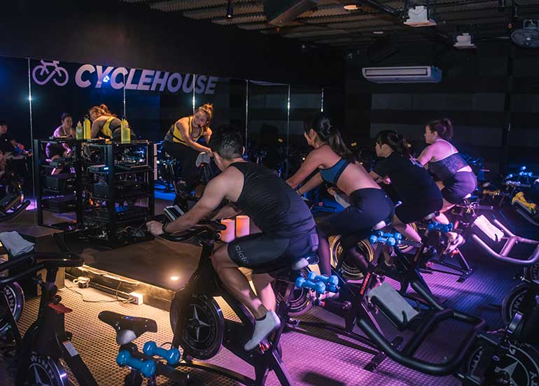 8 of the Most Loved Indoor Cycling Studios in Metro Manila
