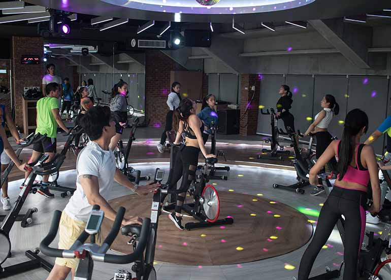7 of the Most Loved Indoor Cycling Studios in Metro Manila