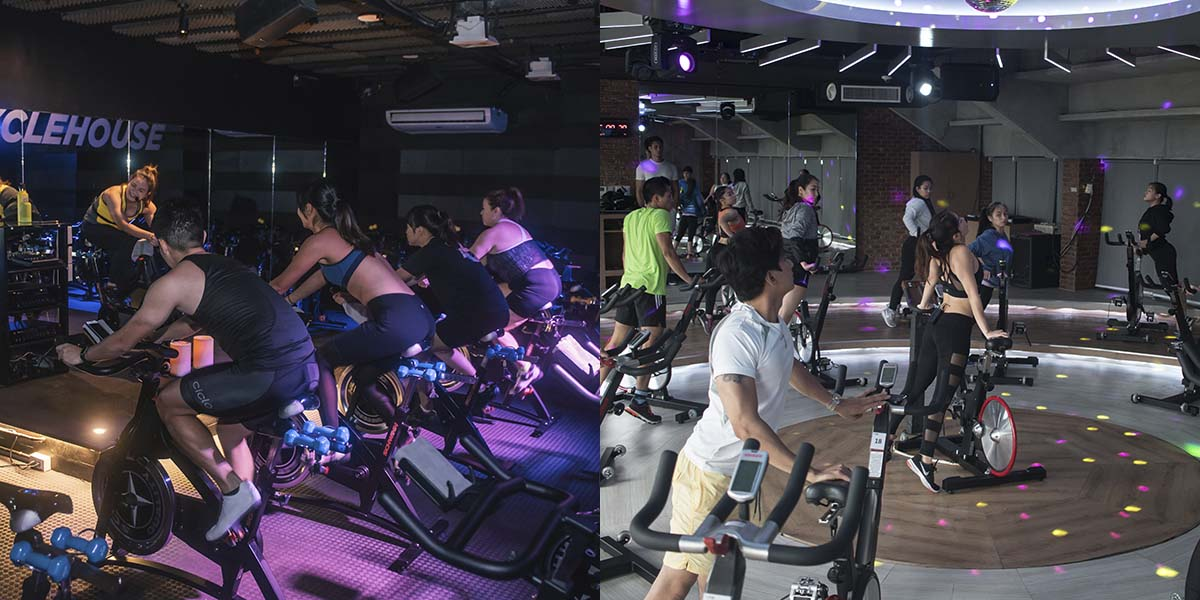 7 of the Most Loved Indoor Cycling Studios in Metro Manila | Booky