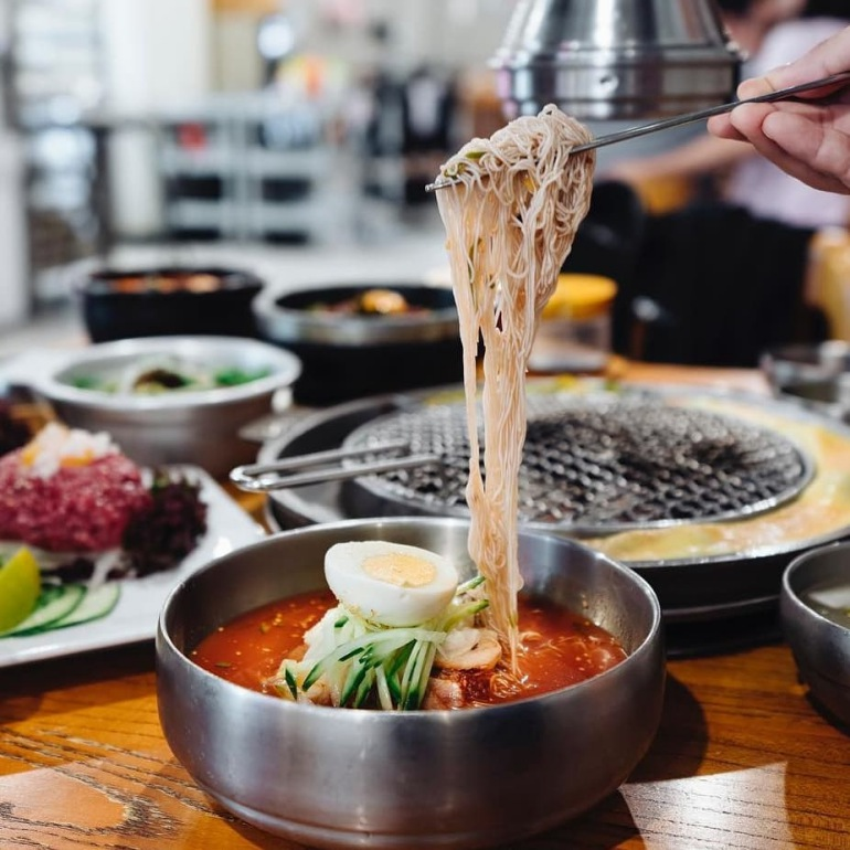 678 korean restaurant ramen