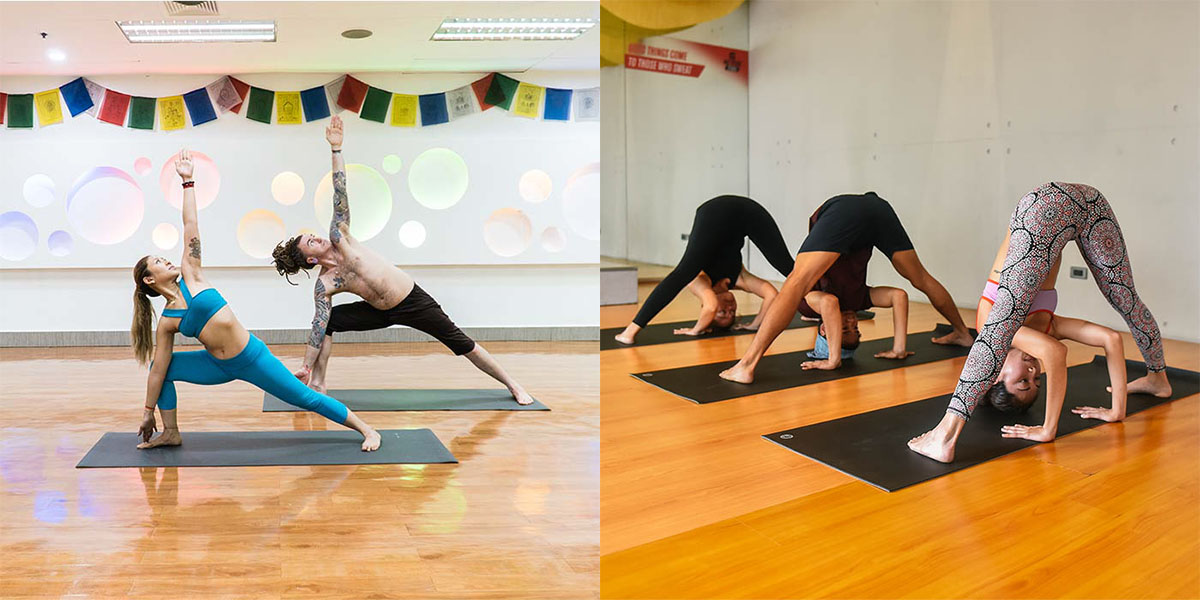 Yoga 101: The Differences of Yoga Classes