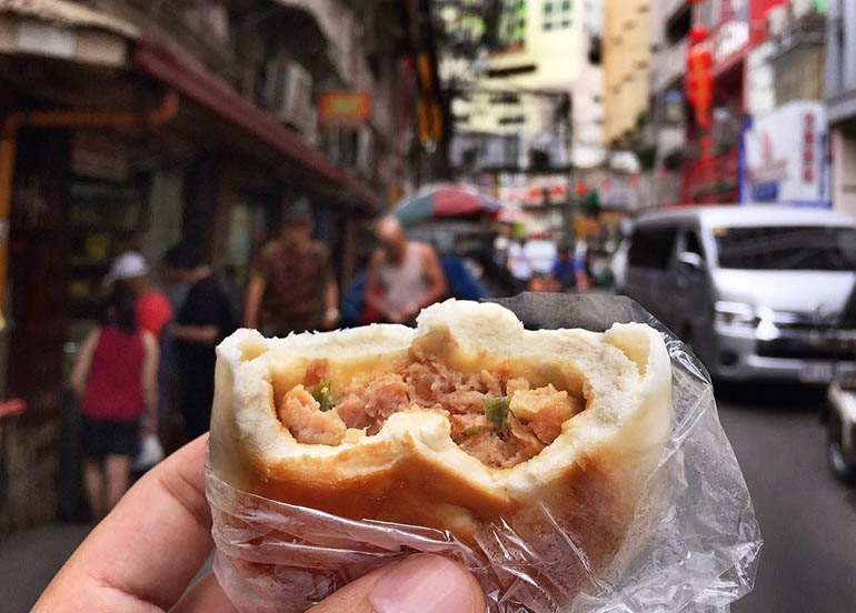 A Food Map of The Best Eats in Binondo