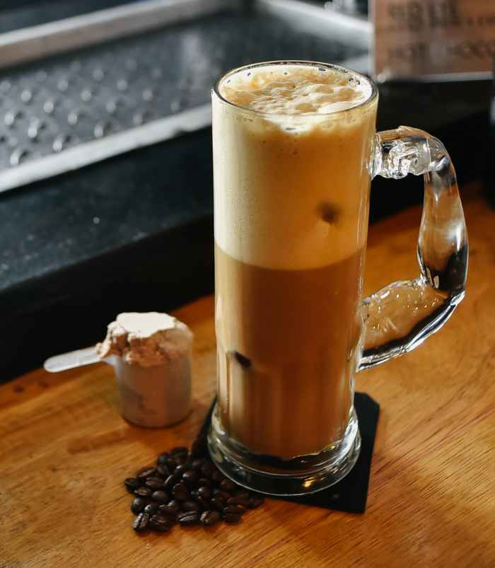 coffee & protein quezon city shop cold brew protein