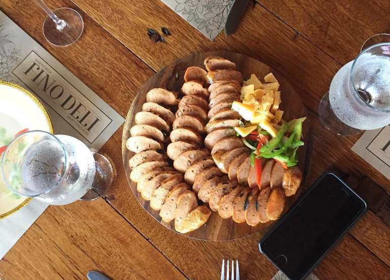 sausages, fathers day, restaurants for father's day
