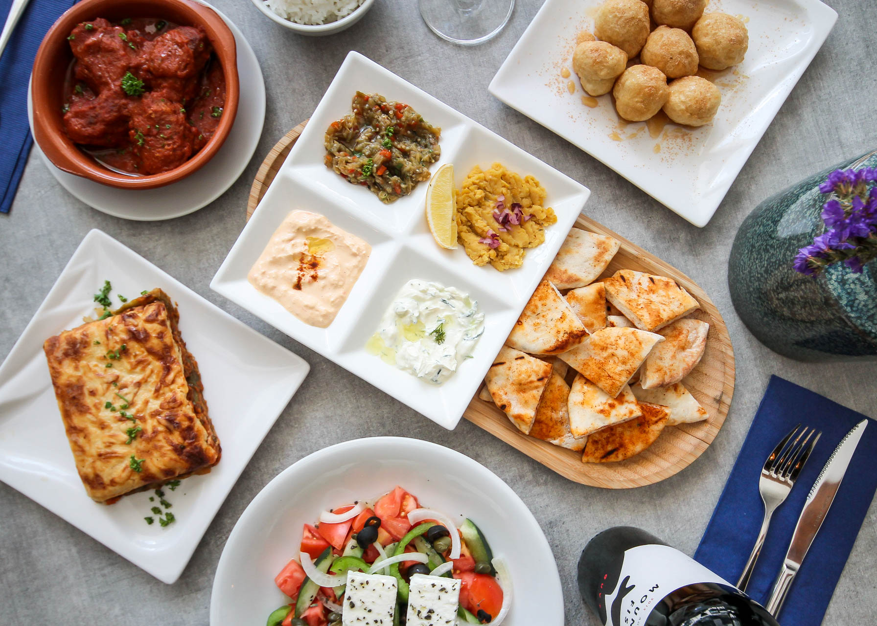 Akrotiri: The Real Deal in Greek Cuisine You Have To Try For Yourself