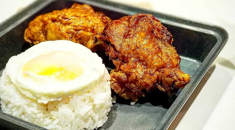 fried-chicken-rice-egg