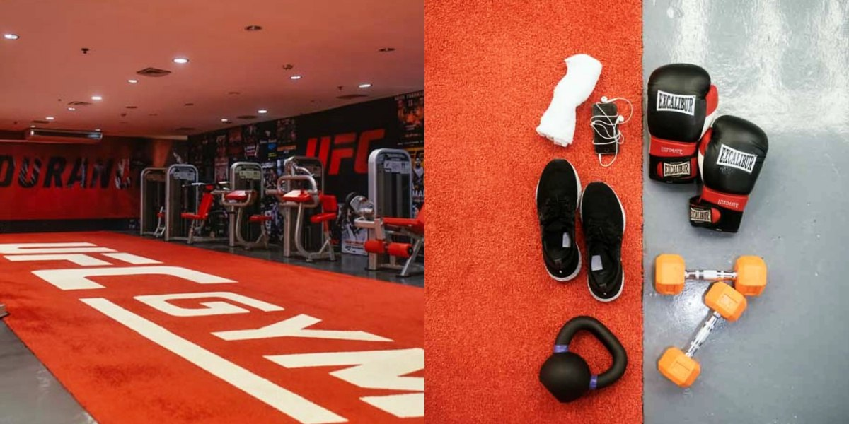 Bring Out the Martial Arts Fighter in You at UFC Gym!