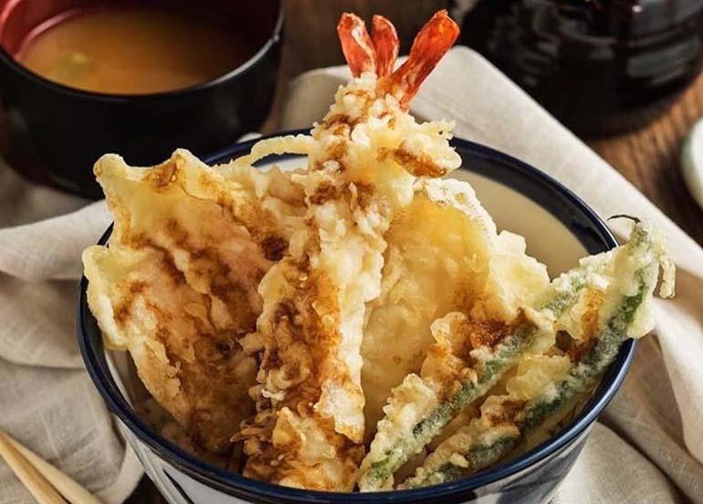 assorted-tempura