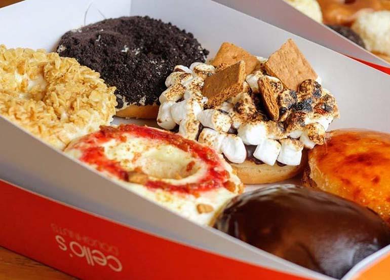 s'mores-doughnuts