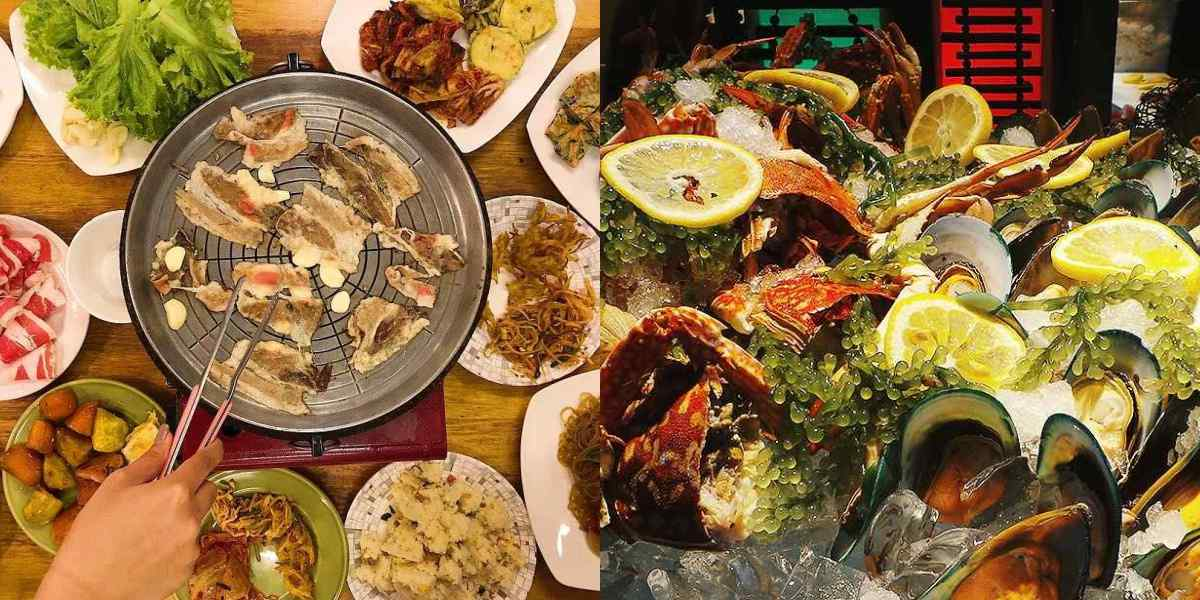 pasig city, restaurants in pasig, korean restaurants, buffet restaurants, affordable buffets, unlimited, eat all you can, kapitolyo restaurants