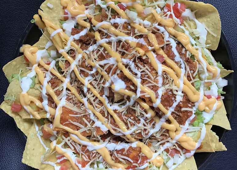 blake's nachos