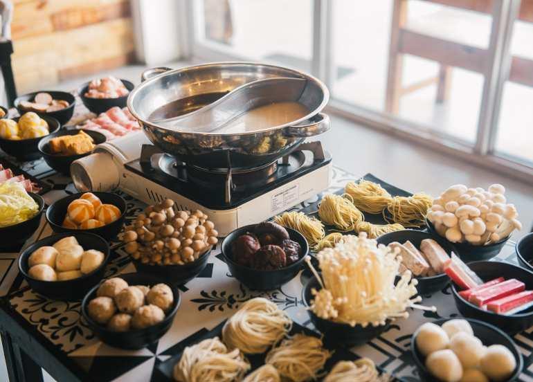 hot pot session shabu shabu