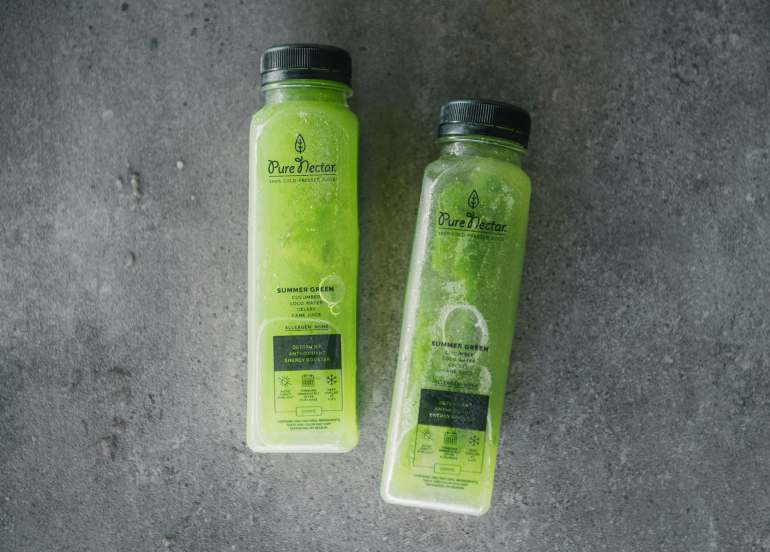 cucumber fruit juice, detox diet, pure nectar