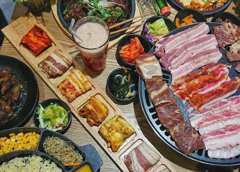 jin joo korean barbecue