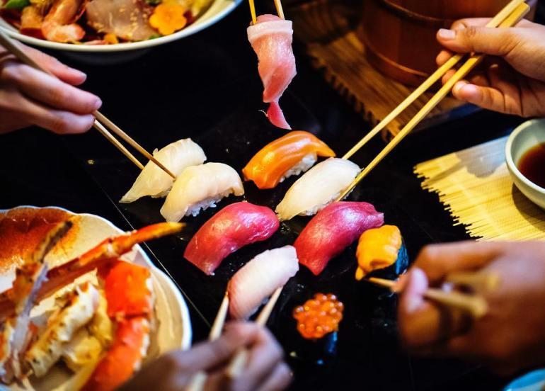 ichiba japanese market sushi