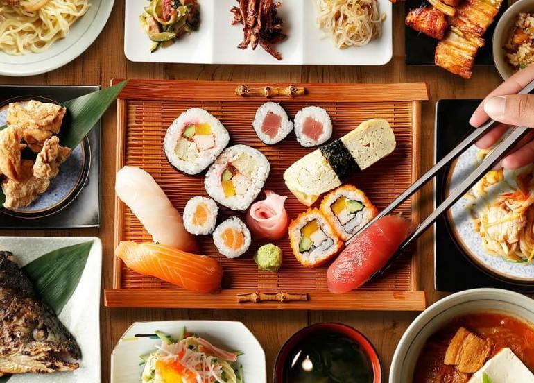 ginzadon japanese sushi