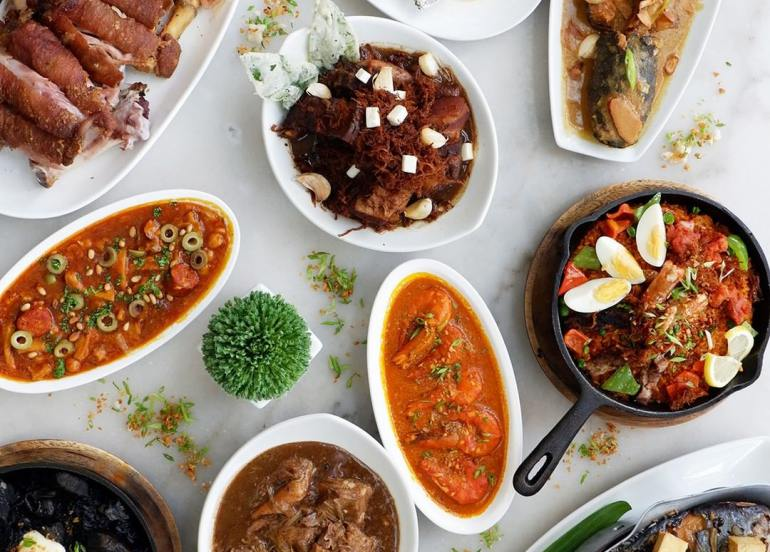 crisostomo filipino food