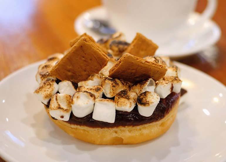 smores-doughnut