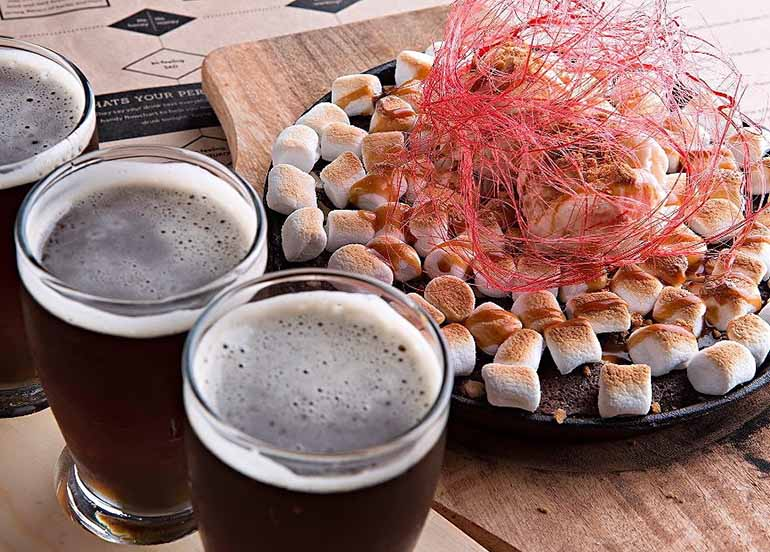 smores-paired-with-beer