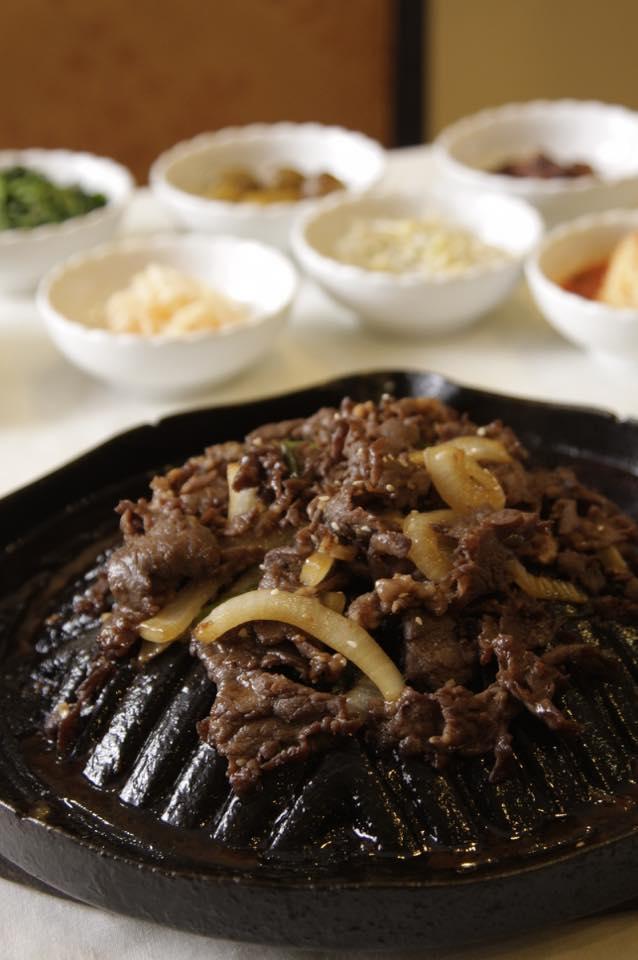 Korea Garden Restaurant Jupiter