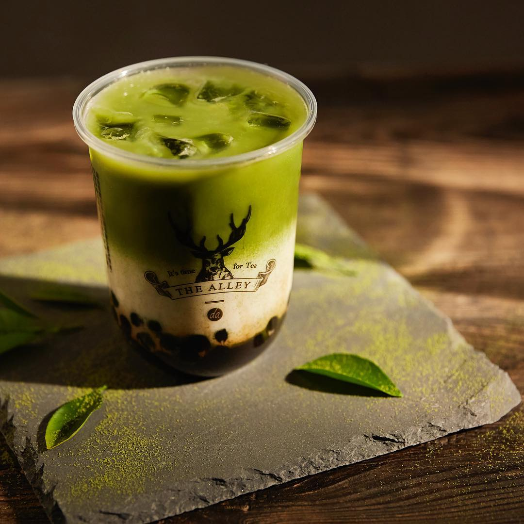 The Alley is Giving Away Free Milk Tea, and Here's How to