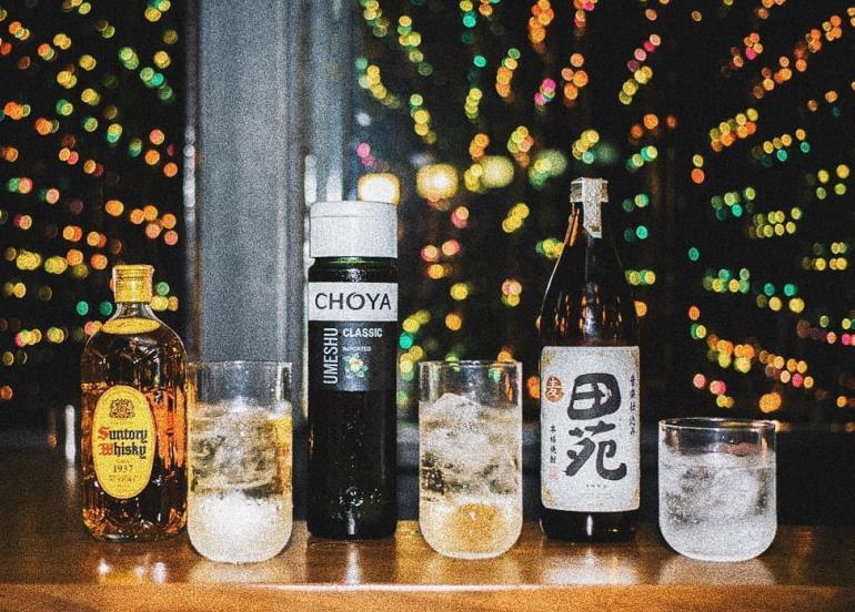 yoi sake bar, japanese izakaya, poblacion bars, bars in makati