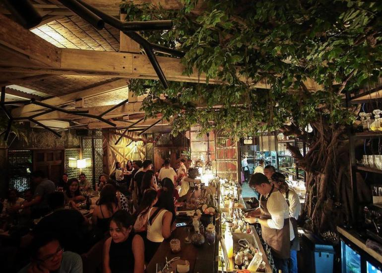 agimat, filipino food, poblacion bars, bars in makati