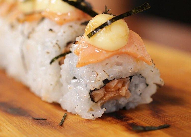 ta ke ho me sushi stand manila