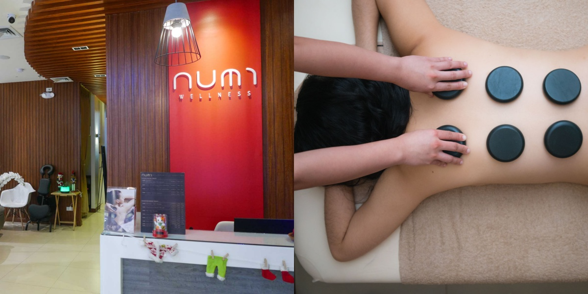 Bring Out the New You with Some R&R at Numi Wellness!