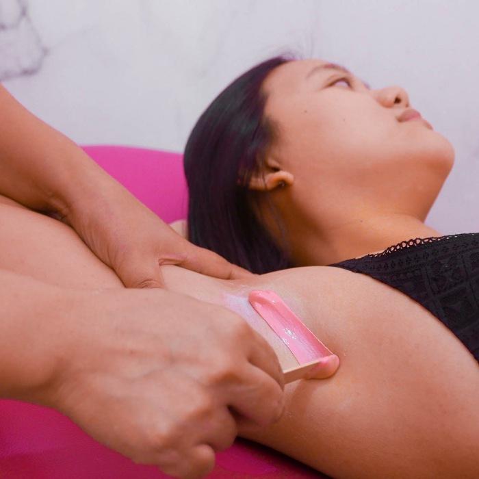 beauty, services, salon, cosmetic, waxing, underarms, salons in metro manila, where to get wax, male waxing, brazilian