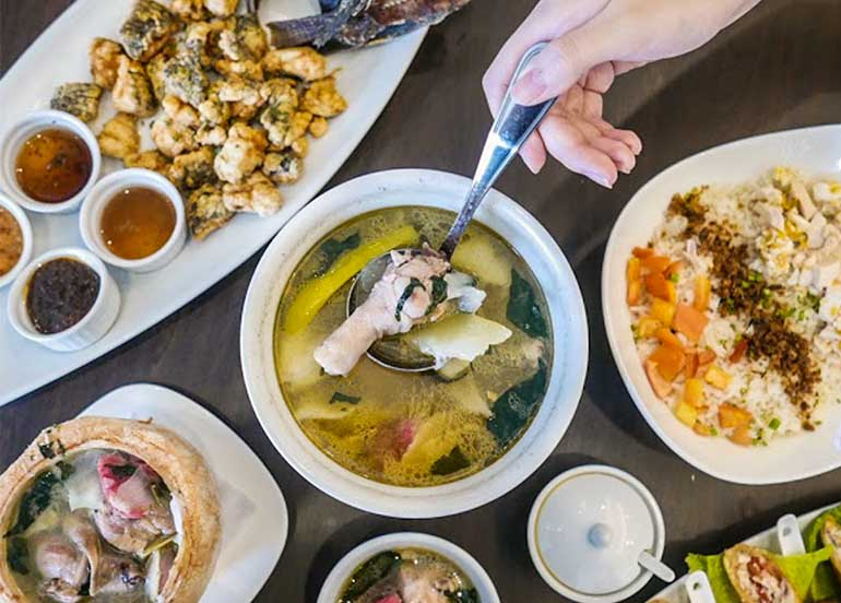 13 Restaurants that Serve All the Filipino Food You Crave For