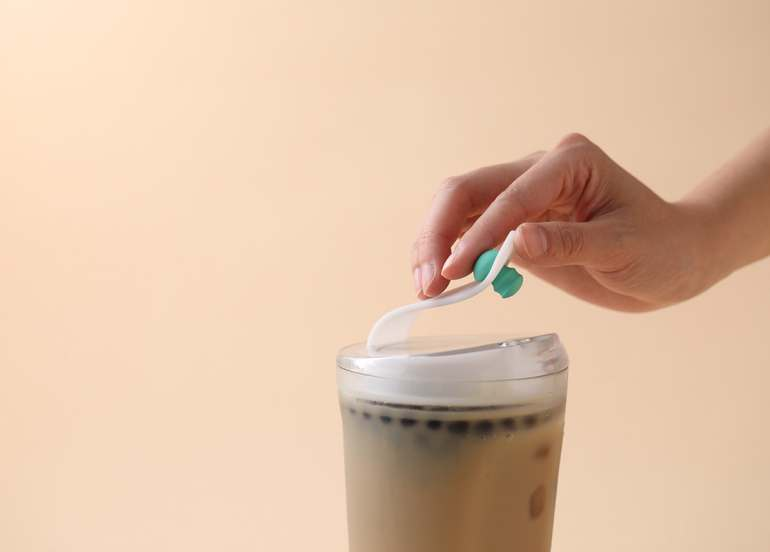 milk tea, boba tea, taiwan bubble tea