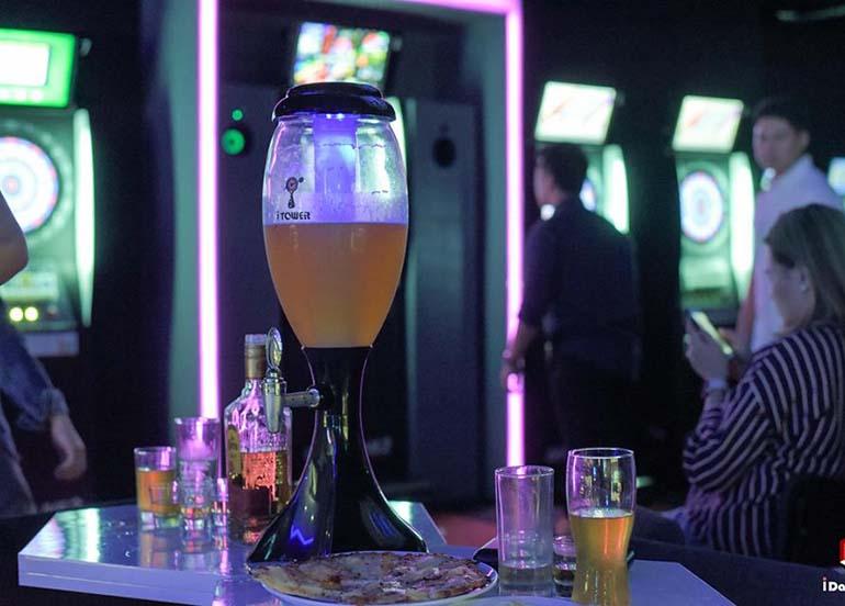 beer-tower