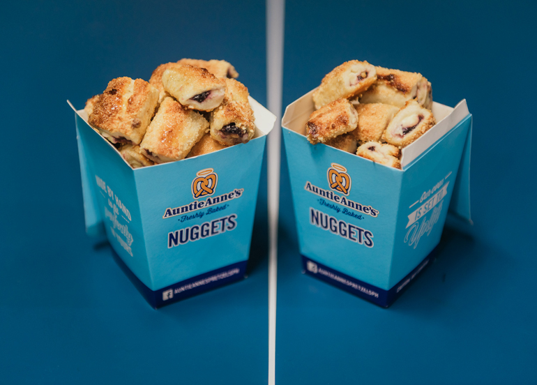 Auntie Anne's Is Having A ₱25 Promo All Year And We're Freaking Out