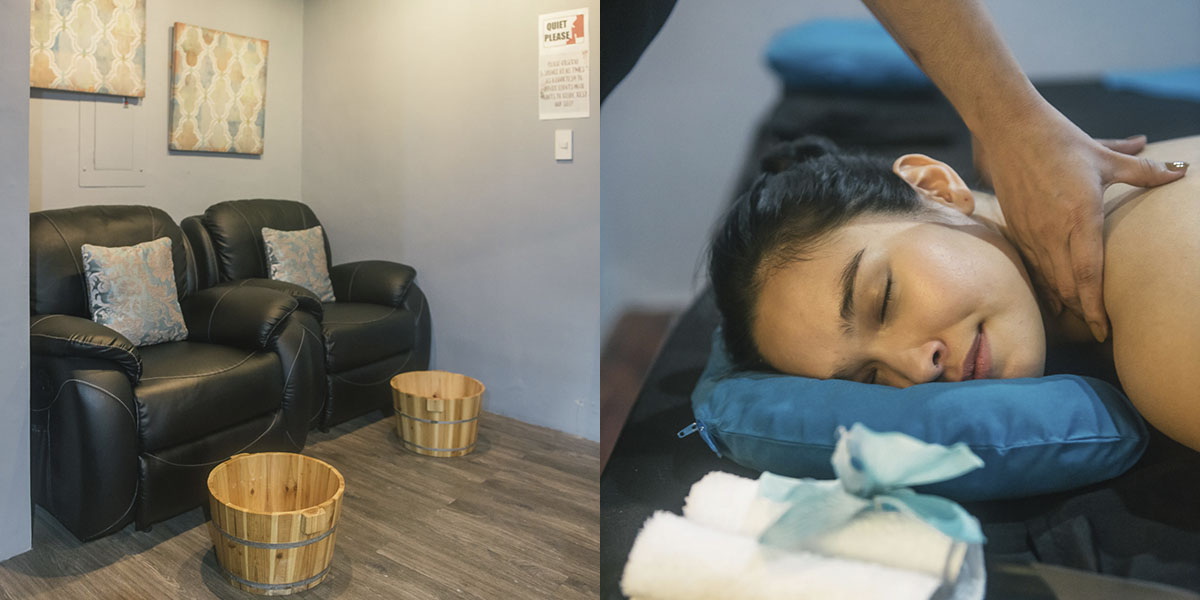 Get a refreshing Thermal Massage for 30% OFF at Naya Boutique Spa in Quezon City